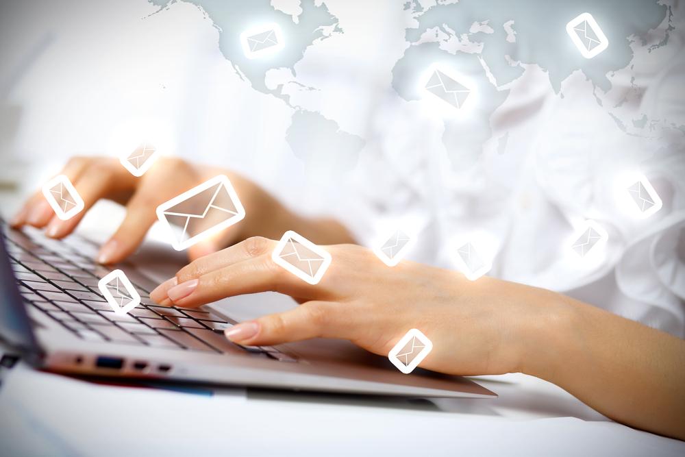 phân loại nội dung email