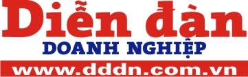 Báo Diễn đàn doanh nghiệp logo