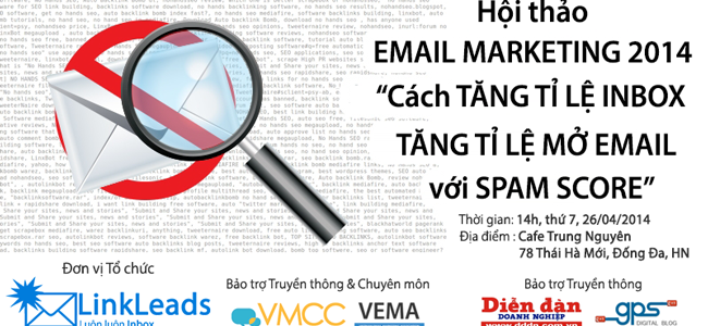 Spam score Email Marketing