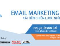 """Hội thảo """"Email Marketing 2015 – Cải tiến Chiến lược nhìn từ 2014"""""""