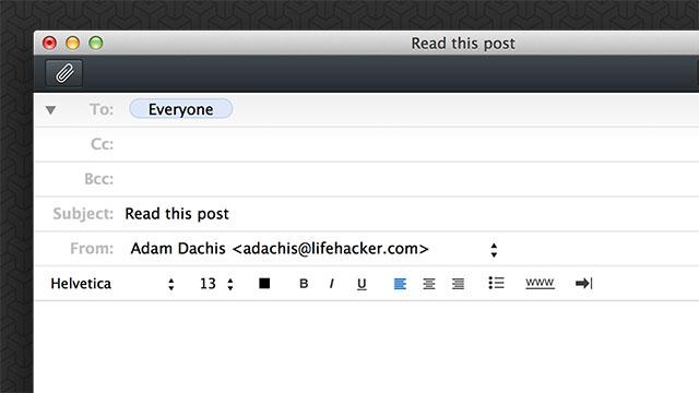 tiêu đề email kém hấp dẫn