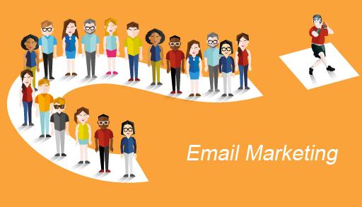 email marketing cua hang
