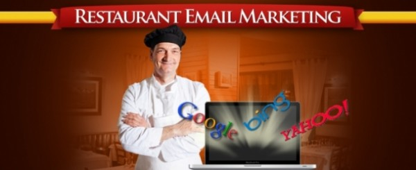 email nhà hàng