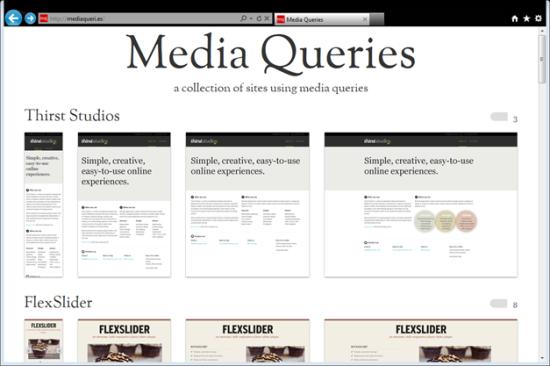 Gmail Media Qeries