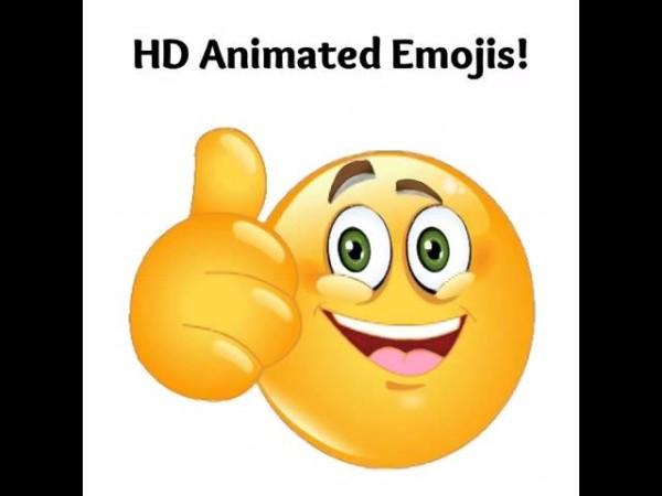 gmail không hỗ trợ animated emojis