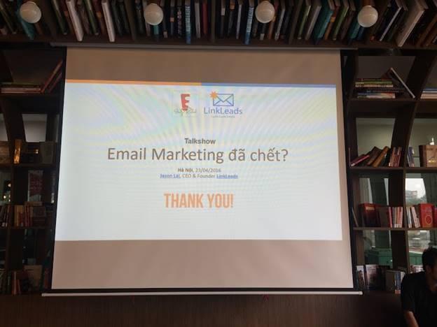 talkshow có phải Email Marketing đã chết