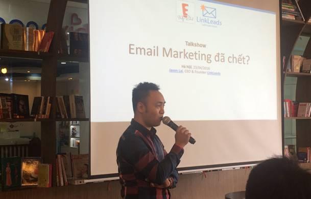 talkshow về email marketing