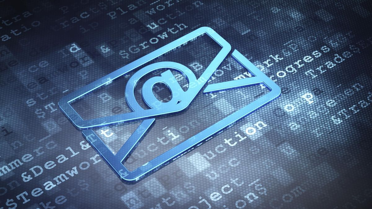 mã hóa email