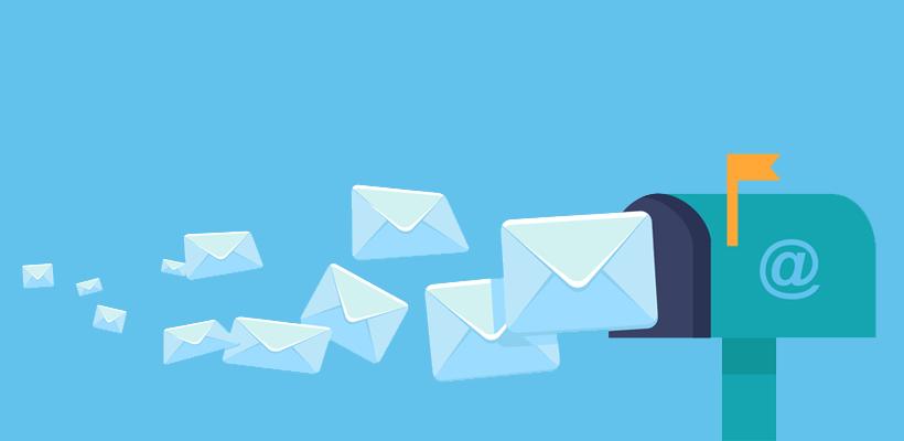 mở đầu thiết kế email marketing