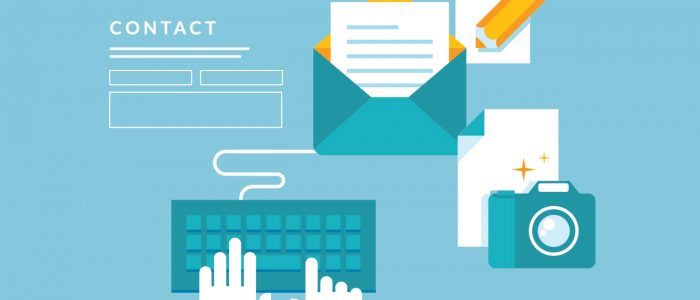 thiết kế mẫu email