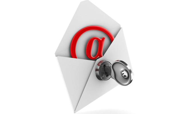 email tin cậy